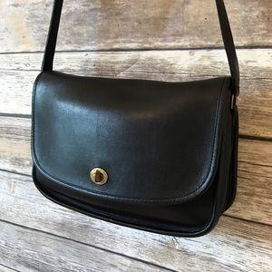 Gorgeous vintage coach bag purse